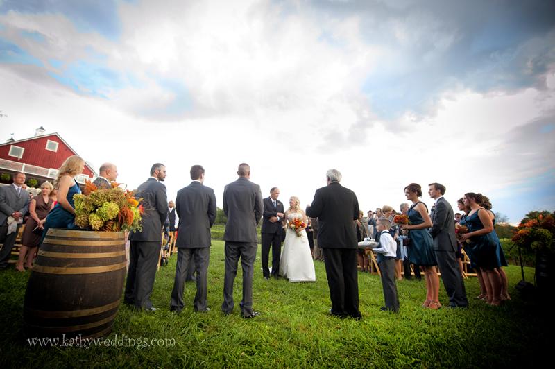 Sunset Hills Vineyard Winery Wedding Kasey Aron